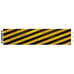 Custom Arrow Wraps Design 0004 - Road Block
